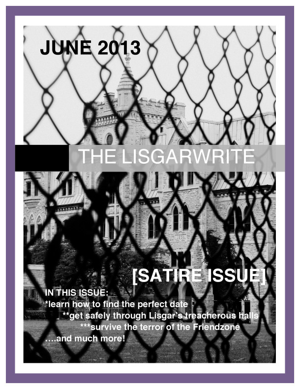 June 2013 Satire