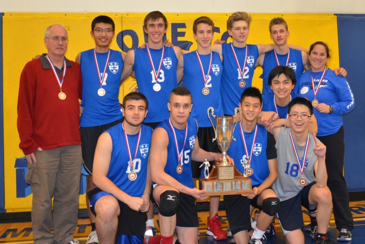 Volleyball City Champs