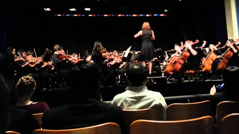 The Lisgar Orchestra