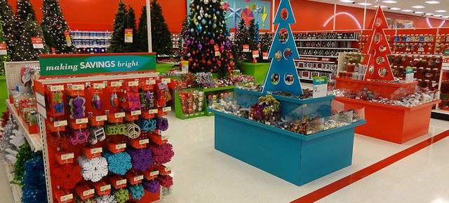 you name the holiday and target has the decorations valentines day easter fourth of july halloween and christmas decorations are some of them
